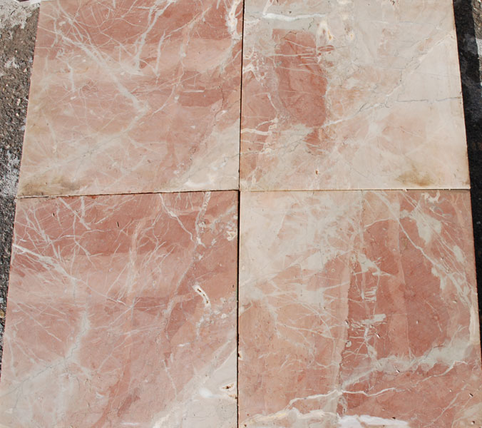 Rojo Coralito Marble Outlet Natural Stone Wholesale Supplier