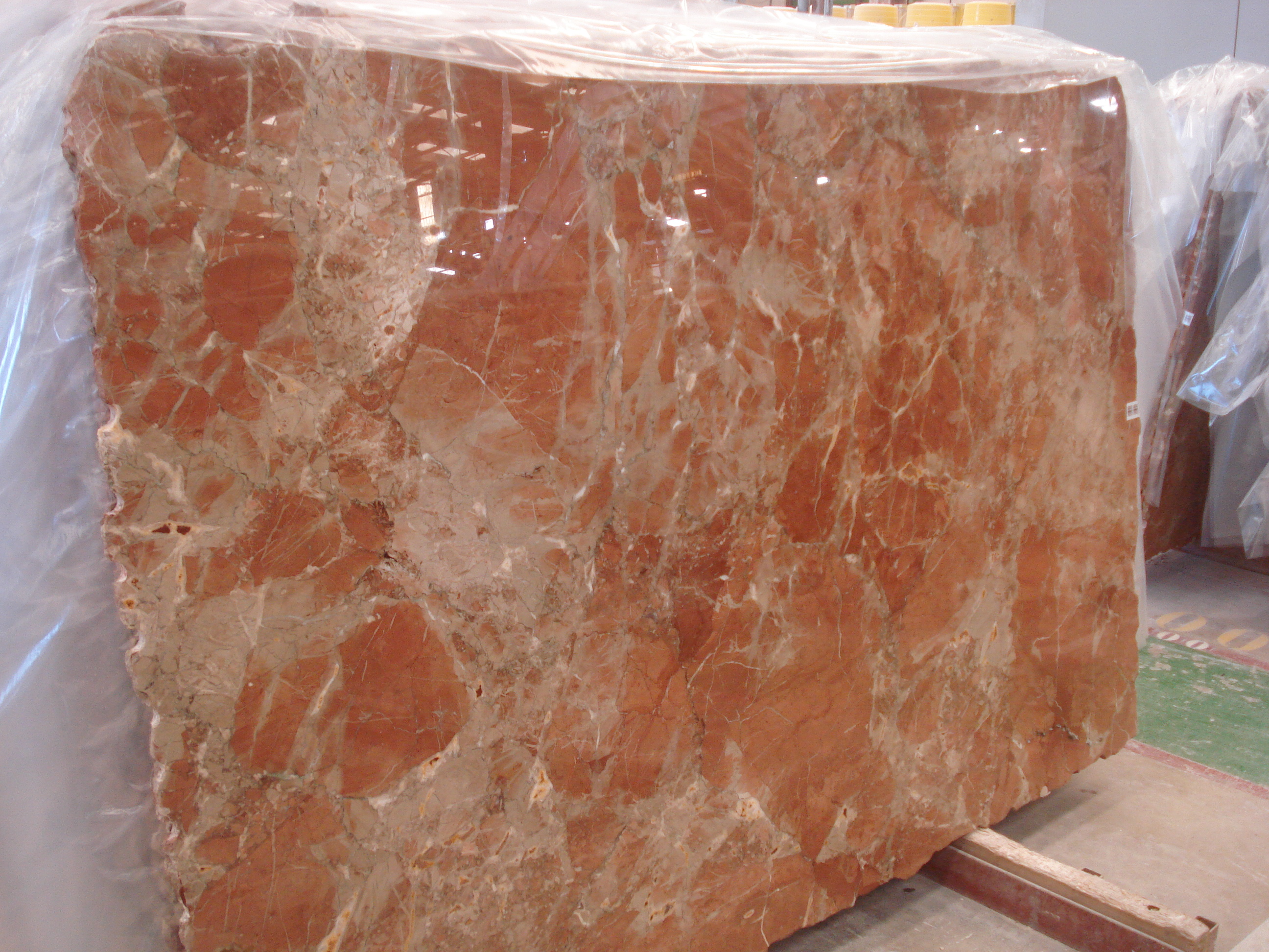 Rojo Coralito Marble From Spain Natural Stone Wholesale